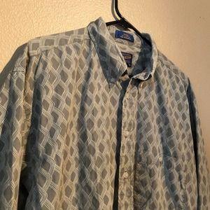 Pendleton    Button Down Dress Shirt   Men's L